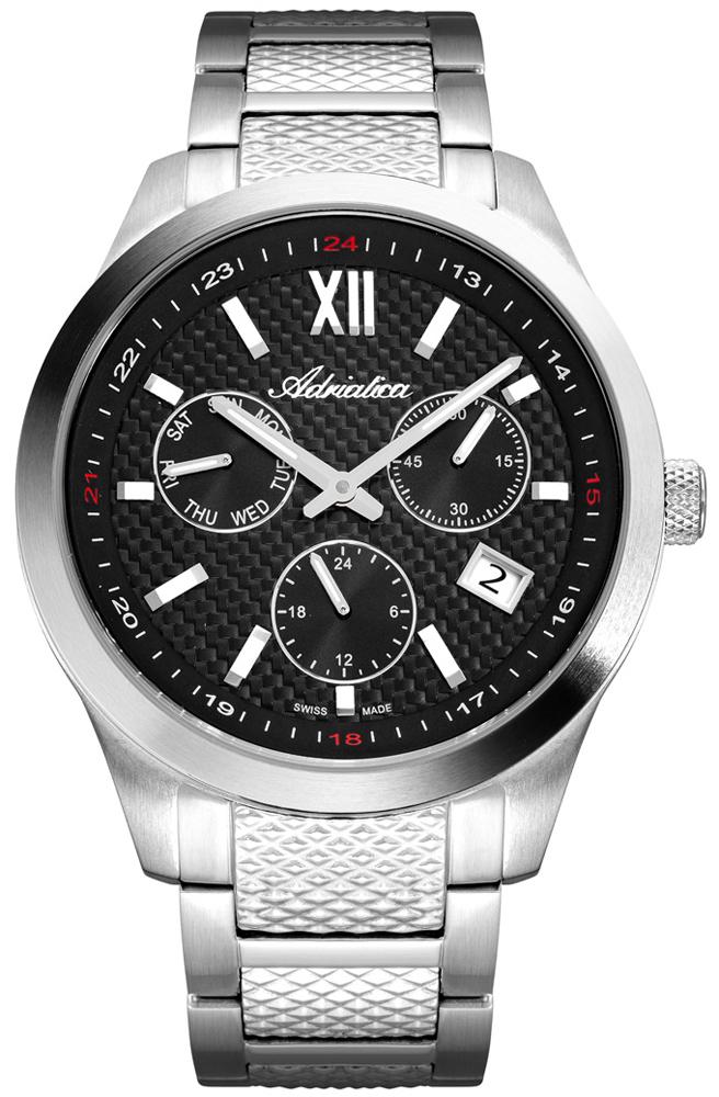 Adriatica A8324.5164QF - zegarek męski