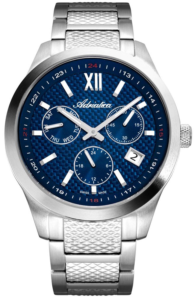 Adriatica A8324.5165QF - zegarek męski