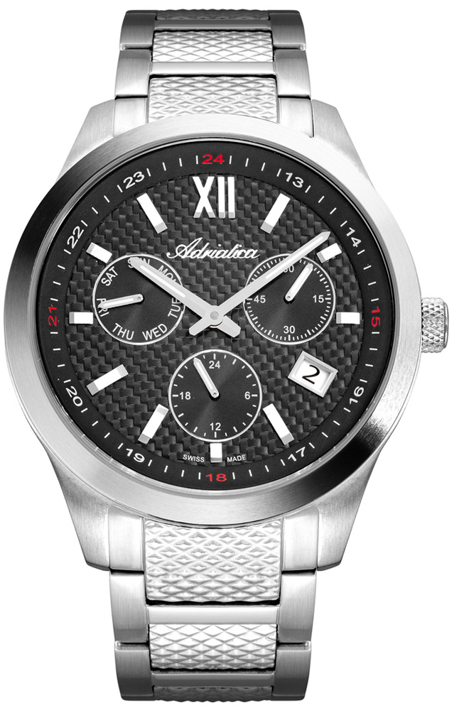 Adriatica A8324.5167QF - zegarek męski