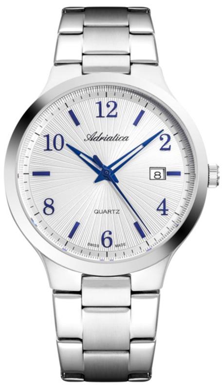 Adriatica A1006.51B3Q - zegarek męski