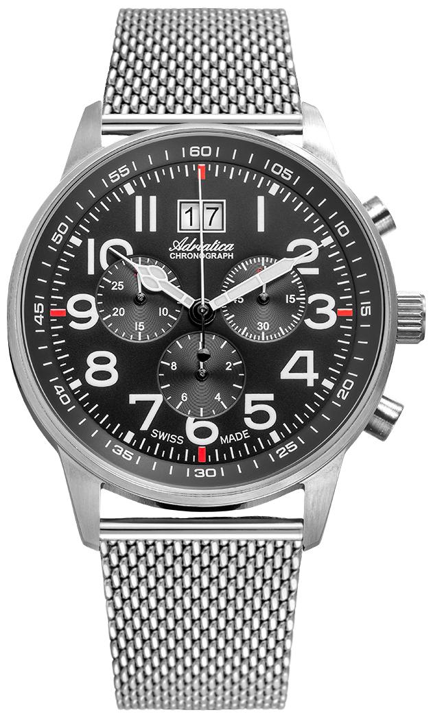 Adriatica A1076.5124CH - zegarek męski