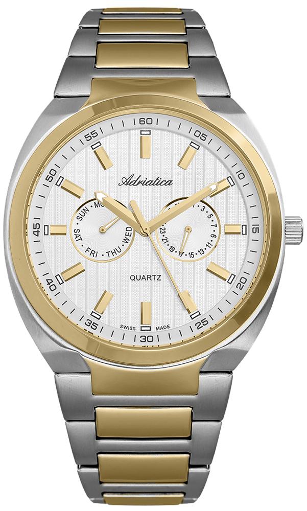 Adriatica A1105.2113QF - zegarek męski