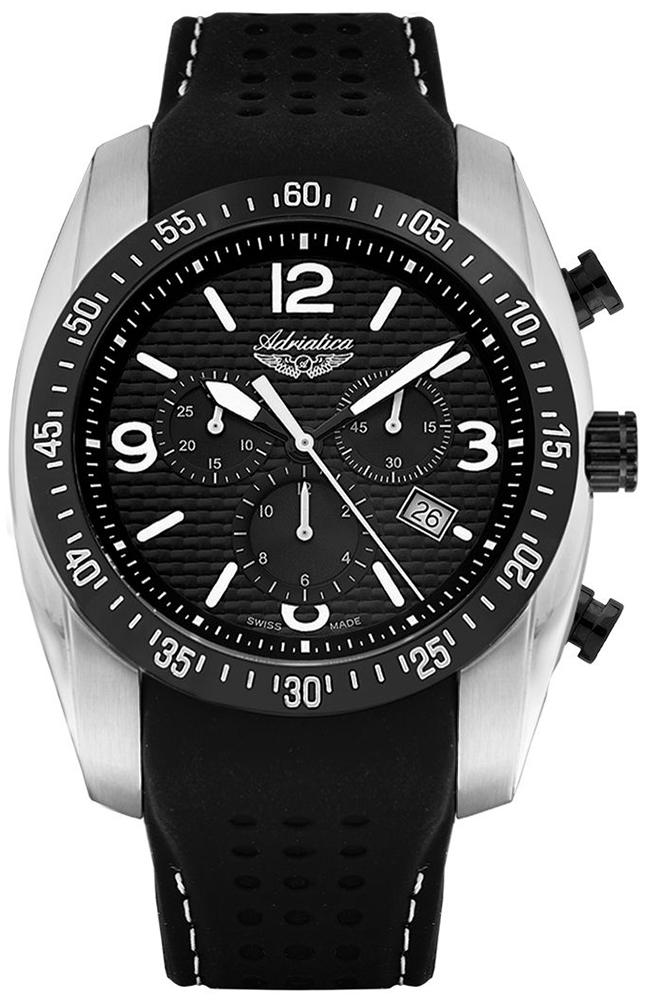 Adriatica A1181.Y254CH - zegarek męski