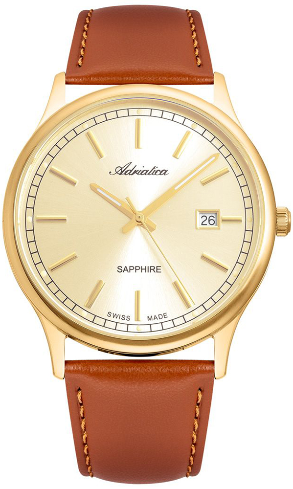 Adriatica A1293.1B11Q - zegarek męski