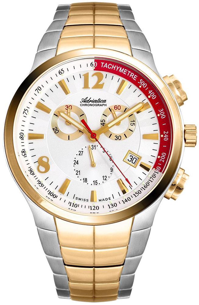Adriatica A8119.2153CH - zegarek męski