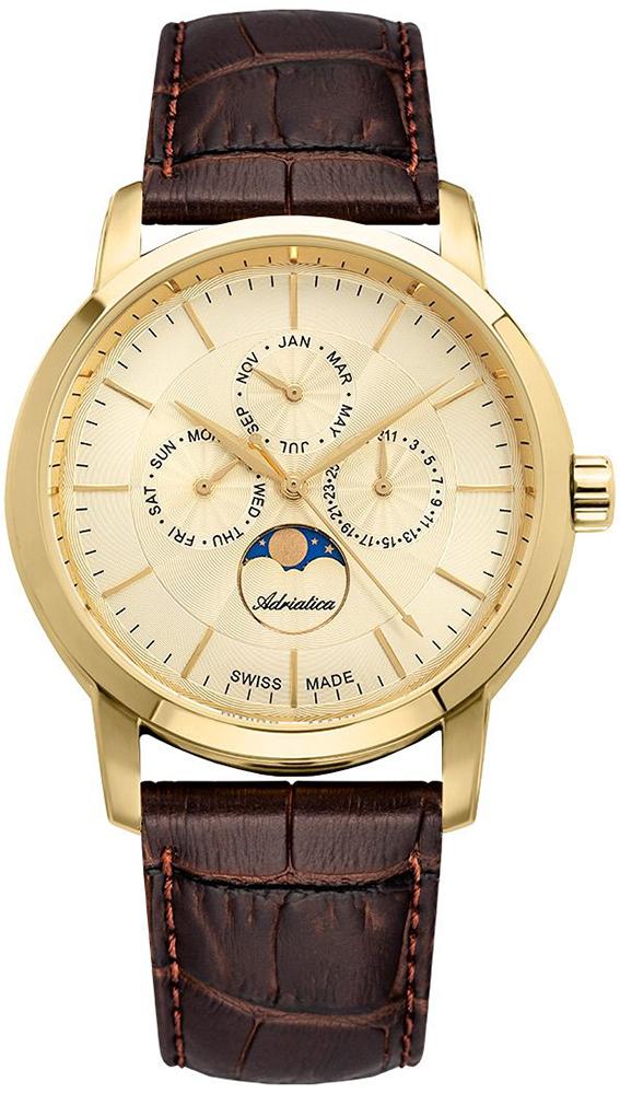 Adriatica A8134.1211QF - zegarek męski