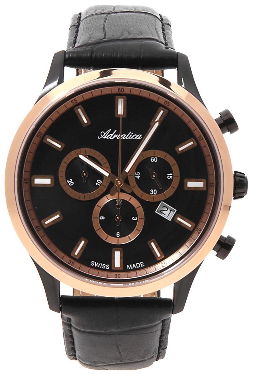 Adriatica A8150.K214CH - zegarek męski