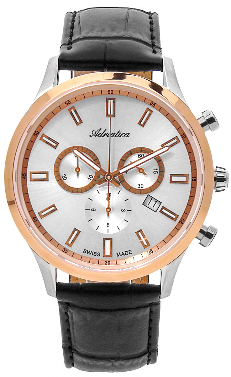 Adriatica A8150.R213CH - zegarek męski