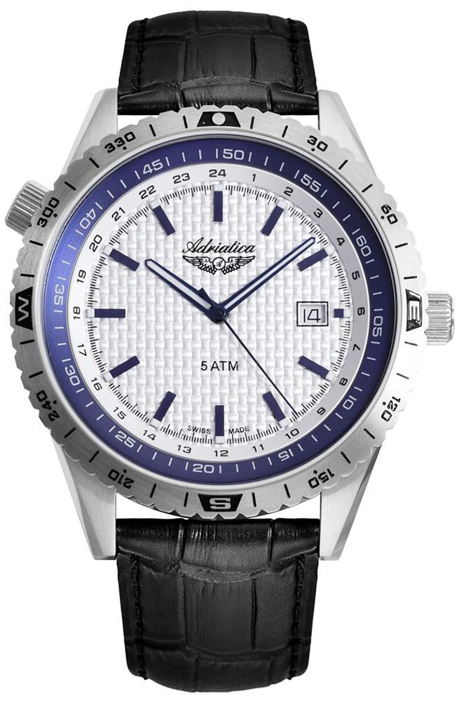 Adriatica A8172.52B3Q - zegarek męski