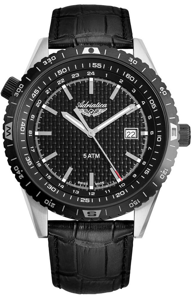 Adriatica A8172.Y214Q - zegarek męski