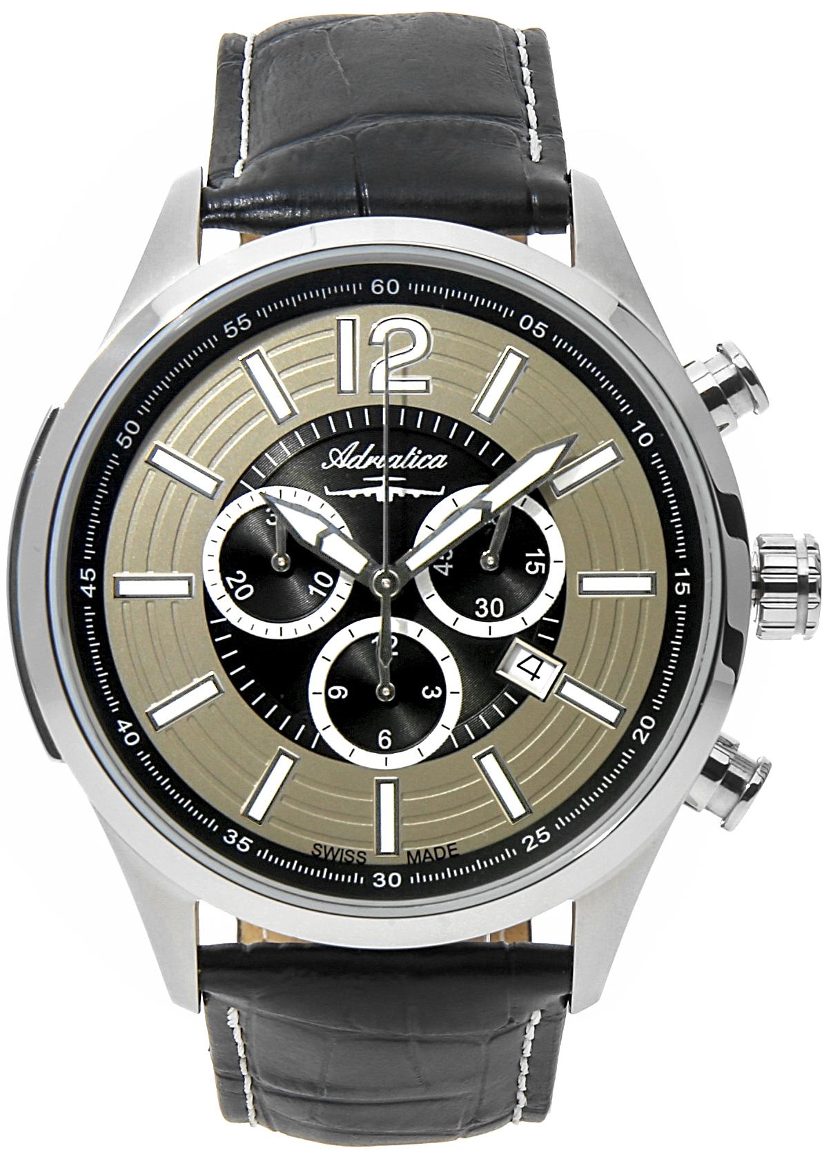 Adriatica A8188.5257CH - zegarek męski