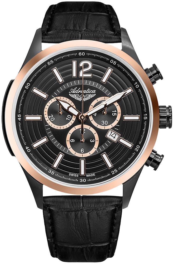 Adriatica A8188.K254CH - zegarek męski