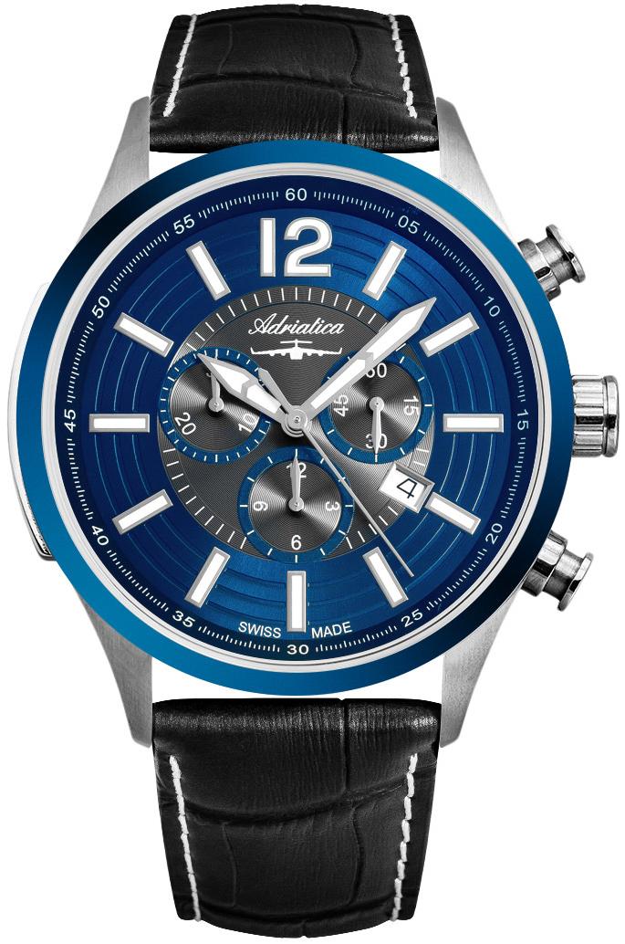 Adriatica A8188.T255CH - zegarek męski