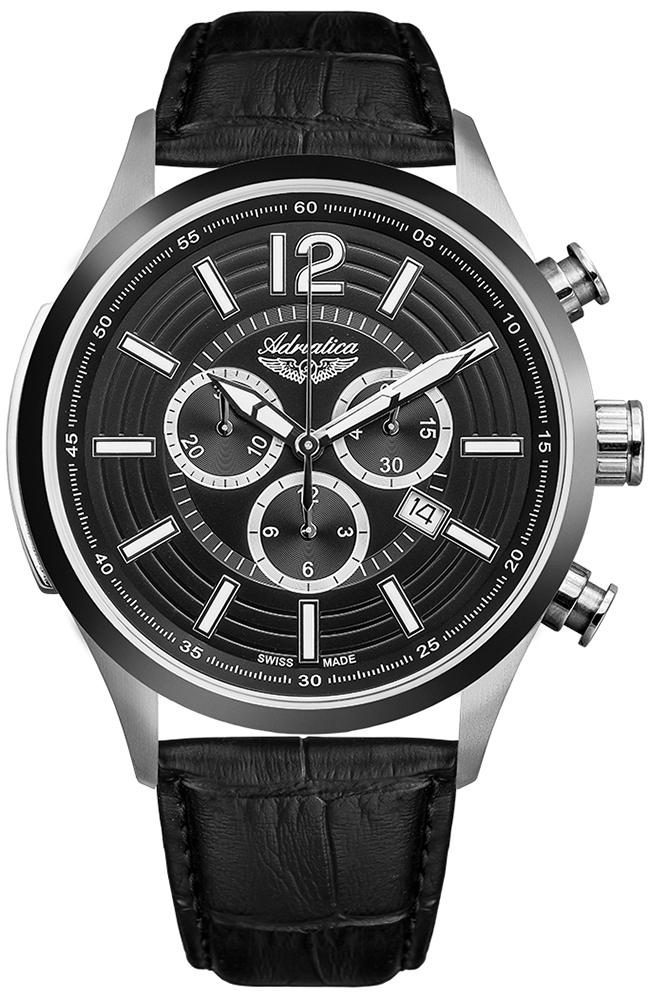 Adriatica A8188.Y254CH - zegarek męski