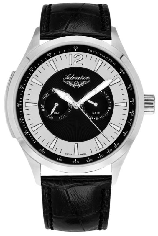 Adriatica A8189.5257QF - zegarek męski