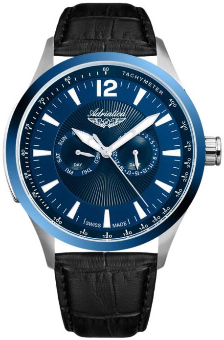 Adriatica A8189.T255QF - zegarek męski
