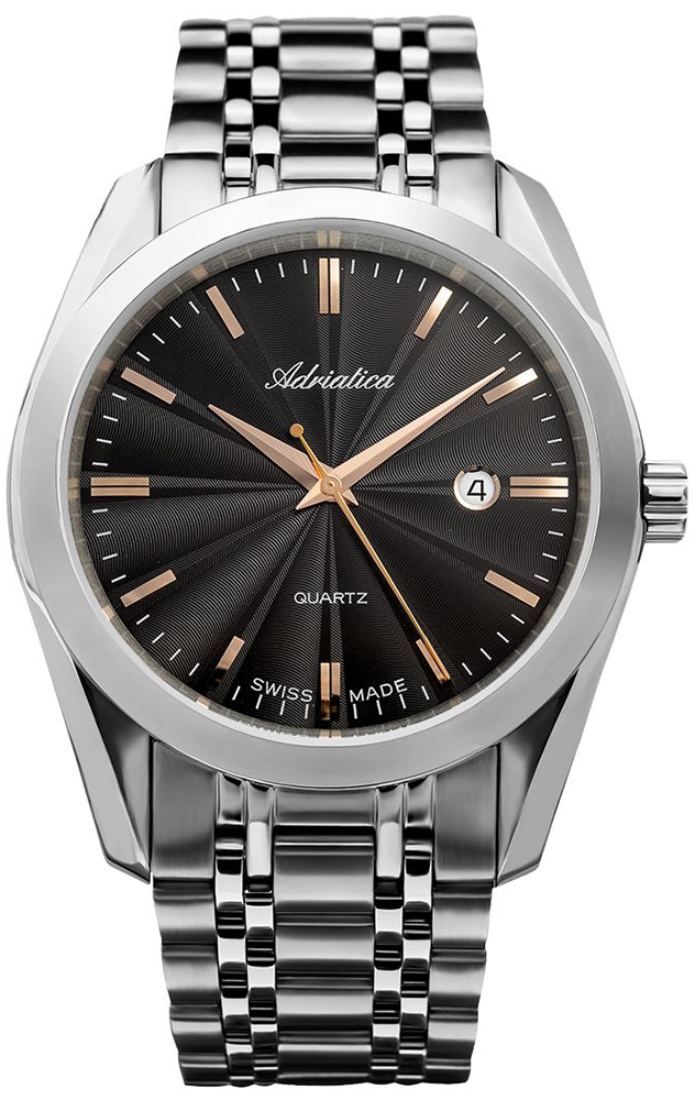 Adriatica A8202.R114Q - zegarek męski
