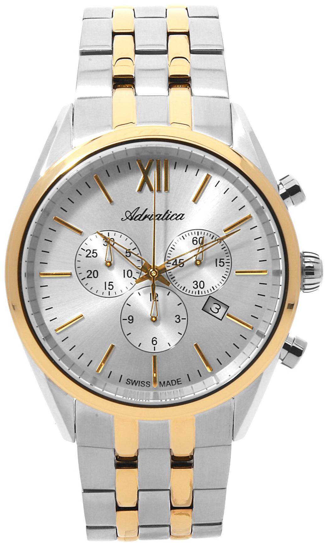 Adriatica A8204.2163CH - zegarek męski