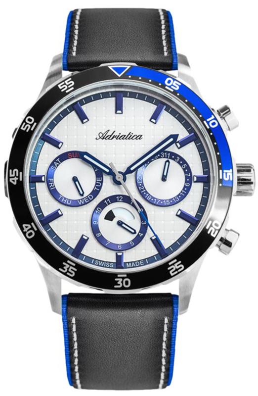 Adriatica A8247.52B3QF - zegarek męski