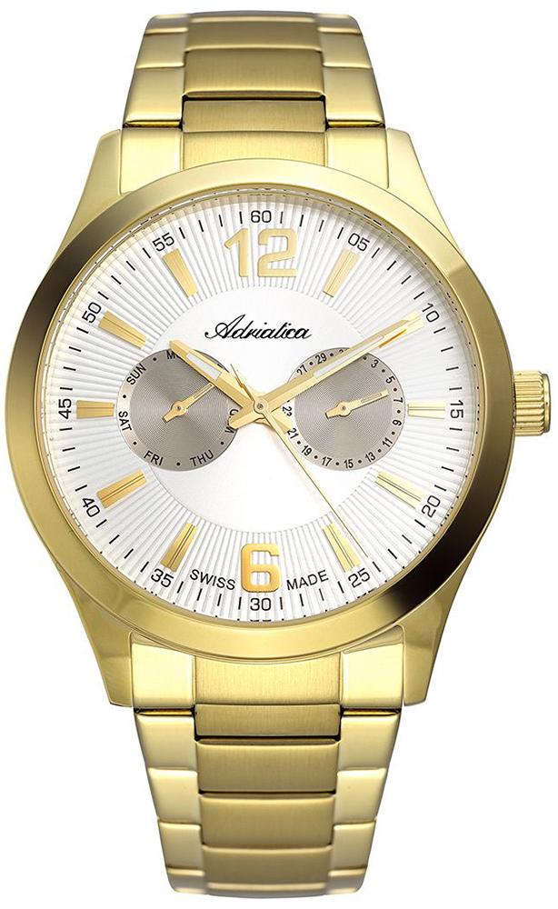 Adriatica A8257.1153QF - zegarek męski