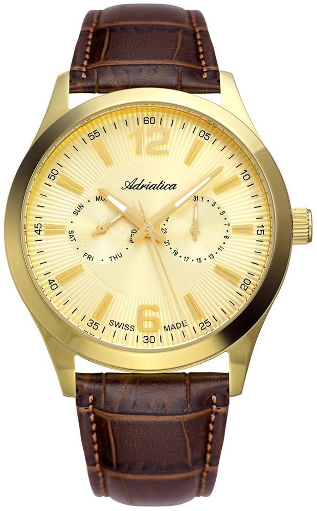 Adriatica A8257.1251QF - zegarek męski