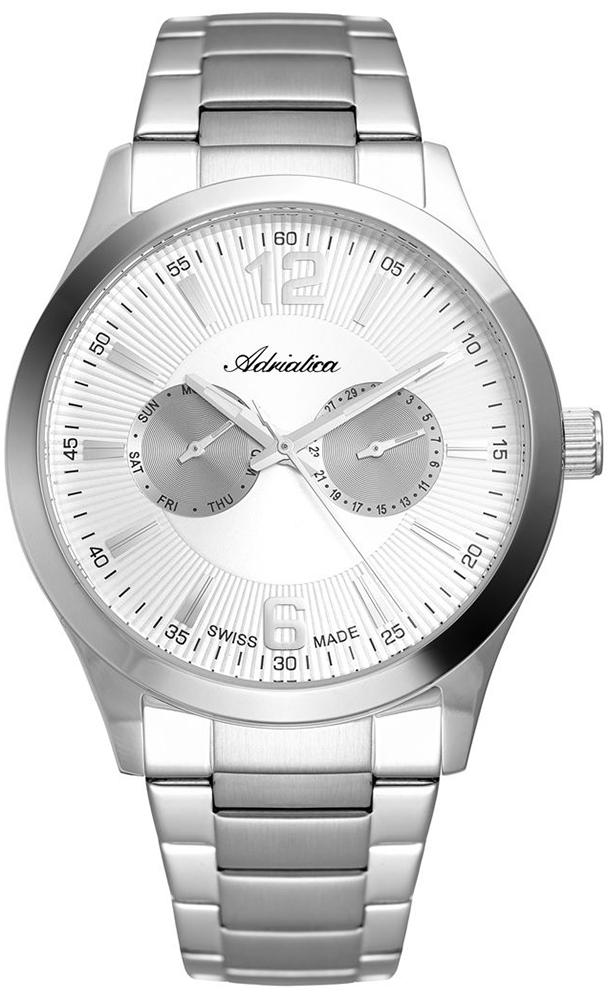 Adriatica A8257.5153QF - zegarek męski