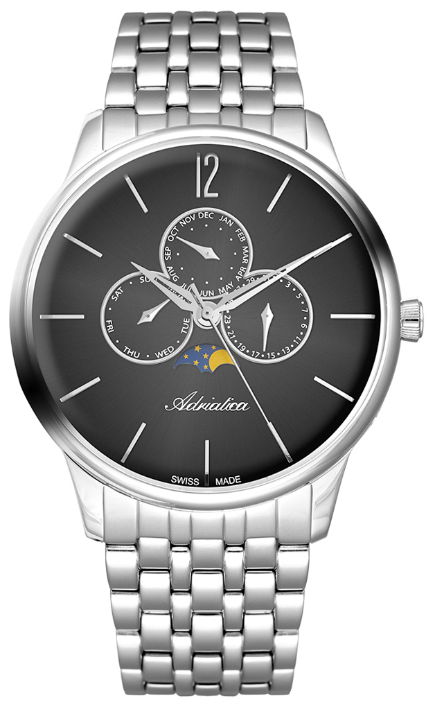 Adriatica A8269.5156QF - zegarek męski