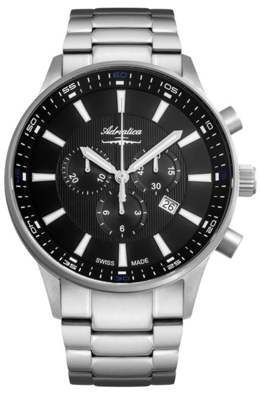 Adriatica A8281.4114CH-SET - zegarek męski