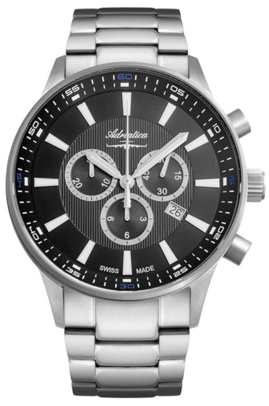 Adriatica A8281.4116CH-SET - zegarek męski