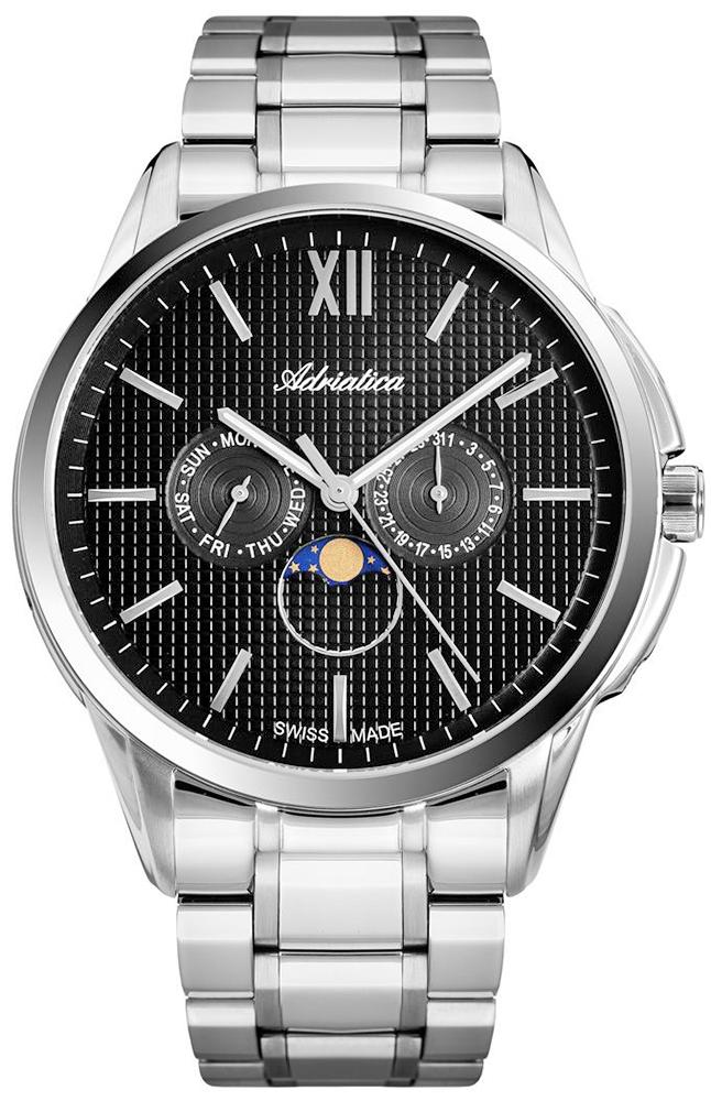 Adriatica A8283.5166QF - zegarek męski