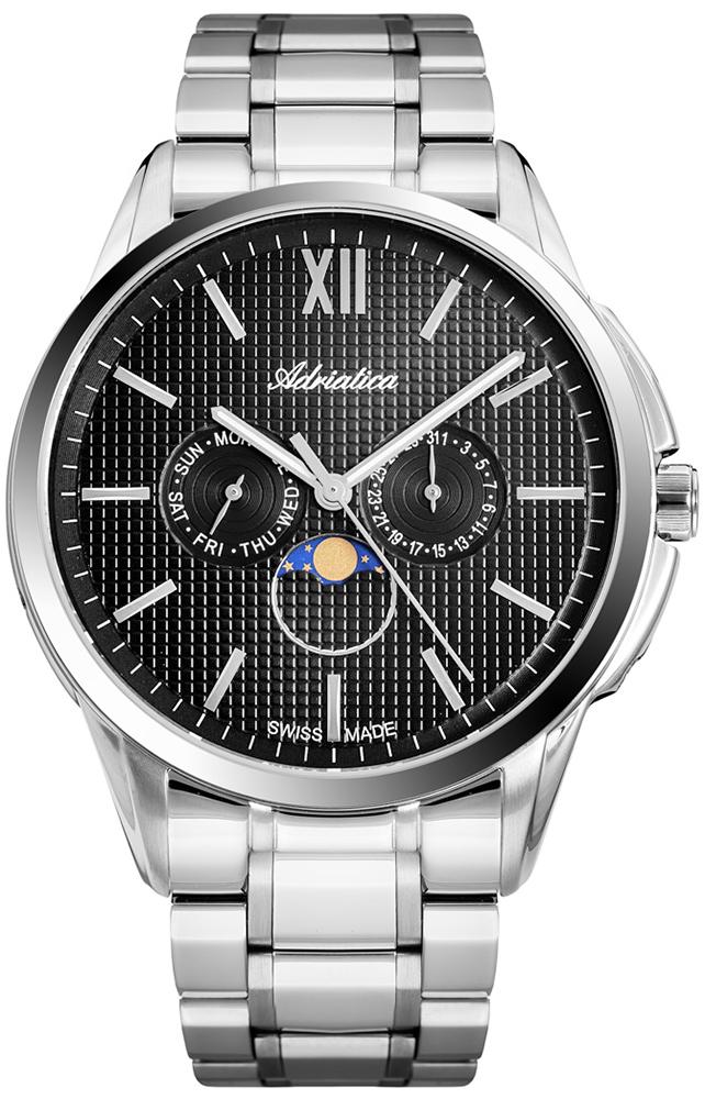 Adriatica A8283.516GQF - zegarek męski