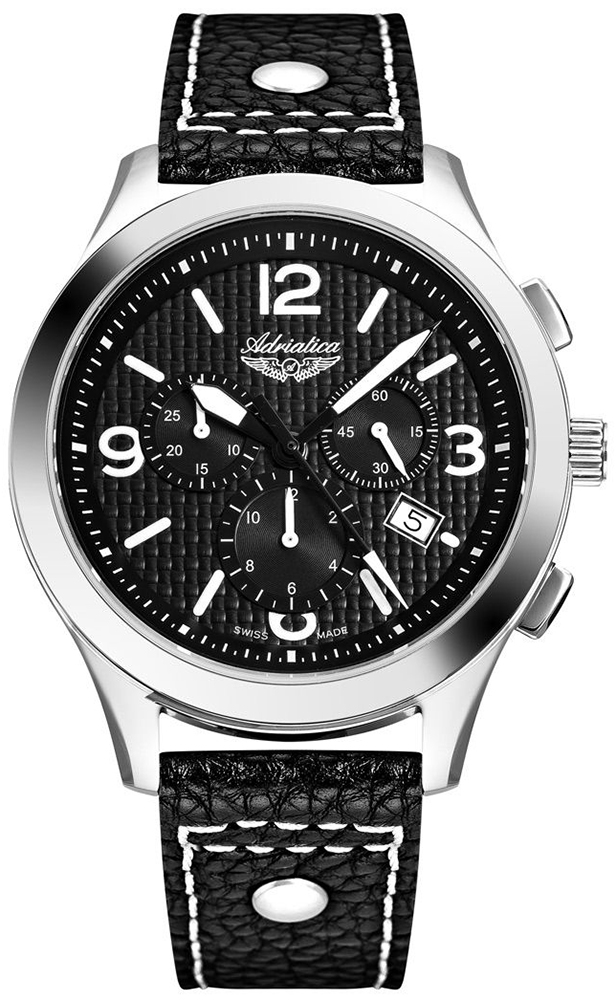 Adriatica A8313.5254CH - zegarek męski