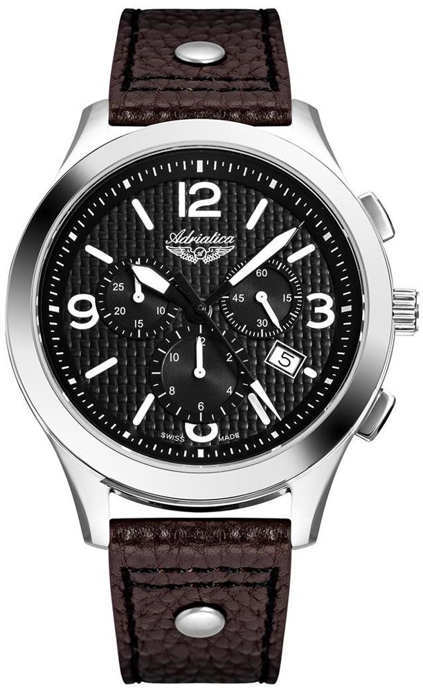 Adriatica A8313.5B54CH - zegarek męski