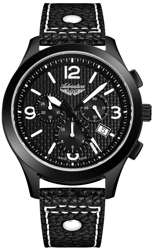 Adriatica A8313.B254CH - zegarek męski