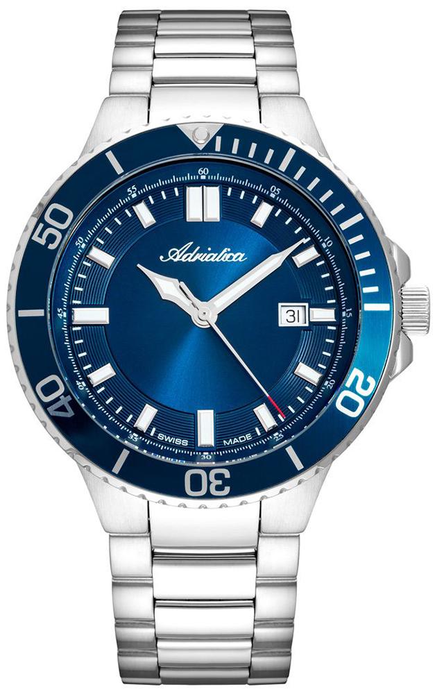 Adriatica A8317.5115Q - zegarek męski
