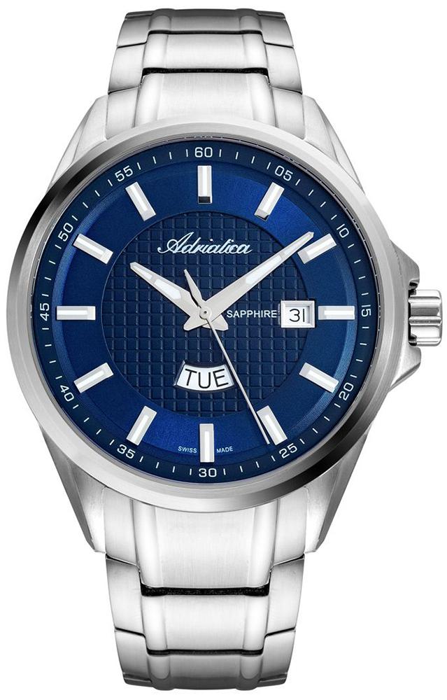 Adriatica A8321.5115Q - zegarek męski