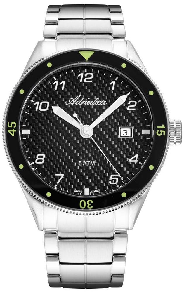 Adriatica A8322.5124Q - zegarek męski