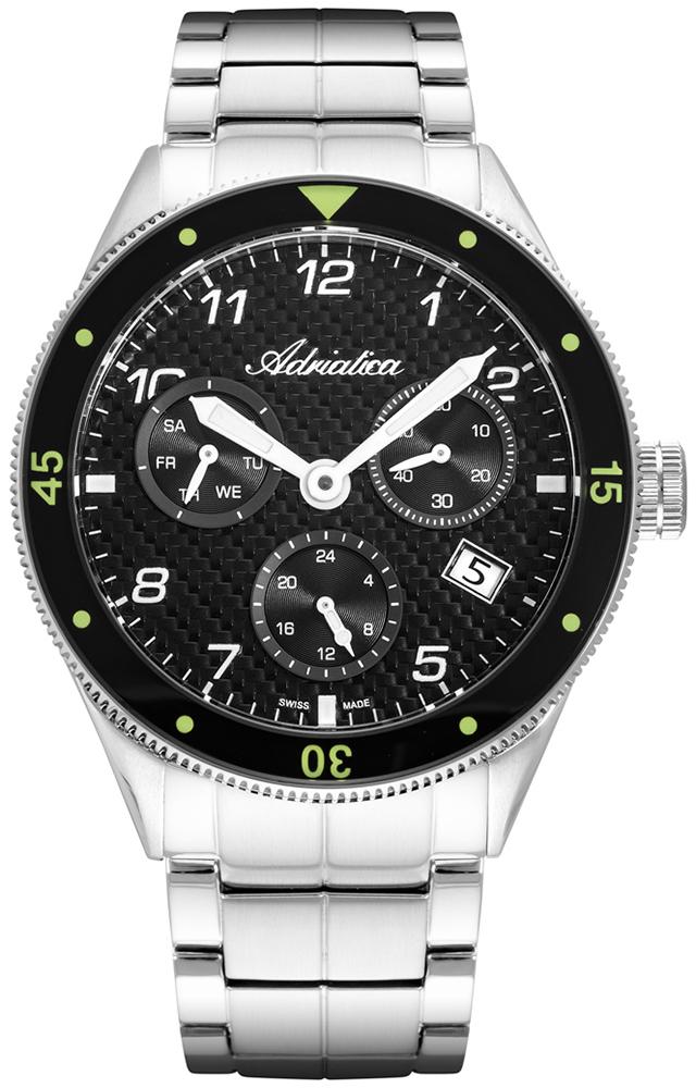 Adriatica A8322.5154QF - zegarek męski