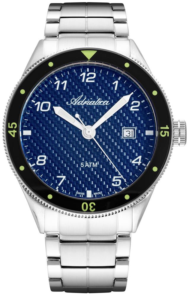 Adriatica A8322.5155Q - zegarek męski