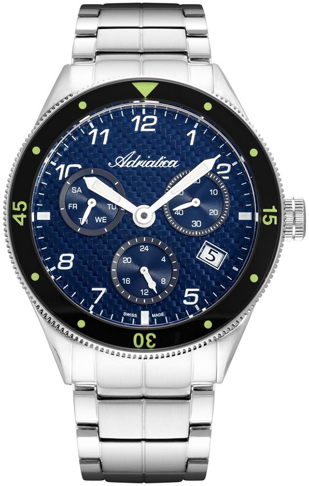 Adriatica A8322.5155QF - zegarek męski