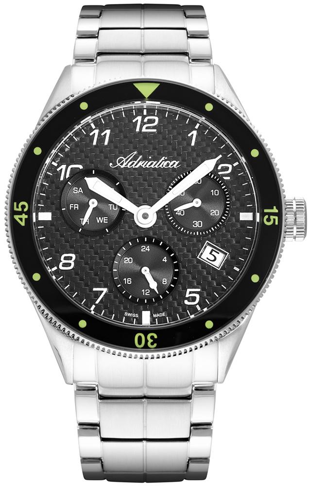 Adriatica A8322.5156QF - zegarek męski