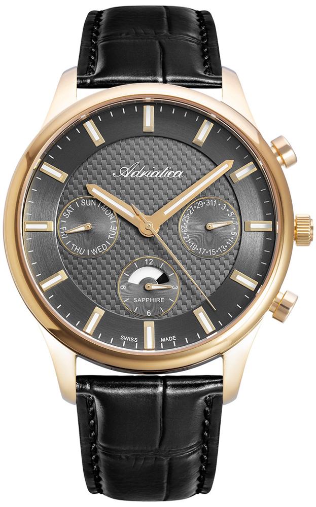 Adriatica A8323.1217QF - zegarek męski