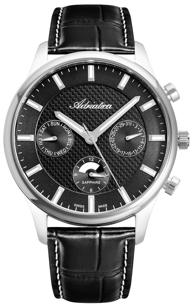 Adriatica A8323.5214QF - zegarek męski