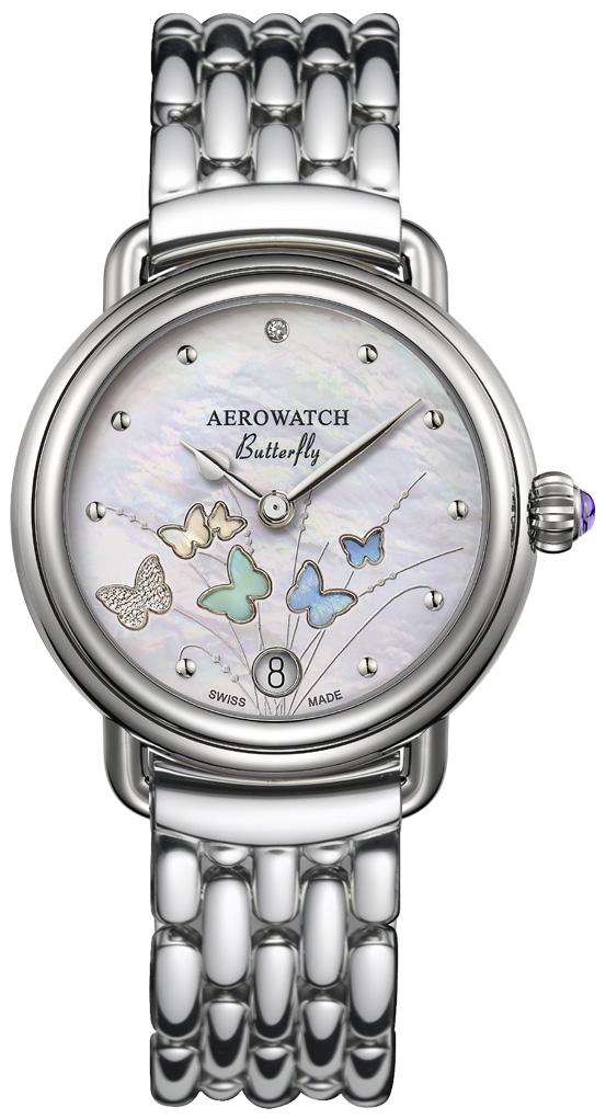 Aerowatch 44960-AA05-M - zegarek damski