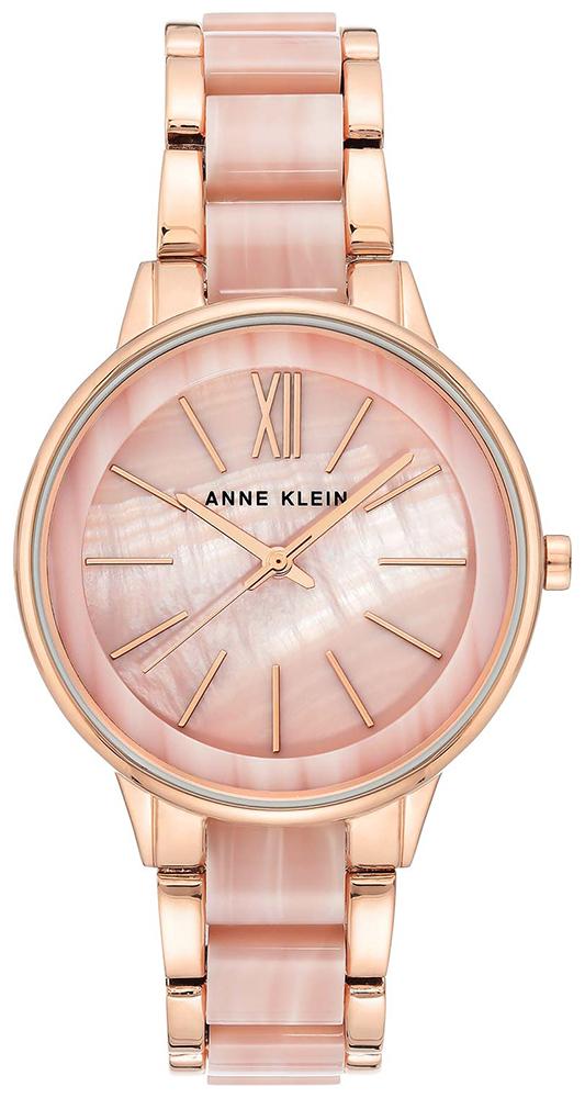 Anne Klein AK-1412PKRG - zegarek damski
