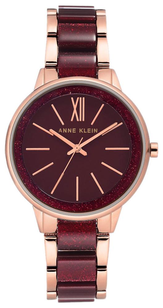 Anne Klein AK-1412RGBY - zegarek damski