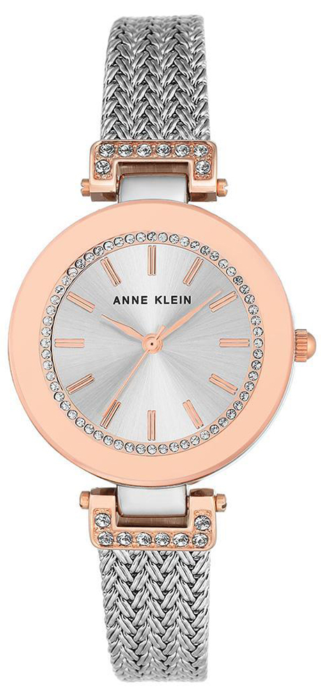 Anne Klein AK-1907SVRT - zegarek damski