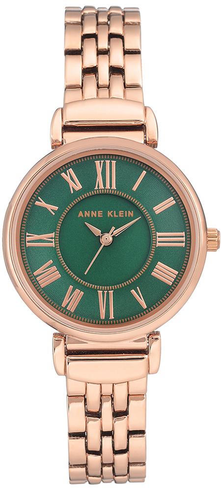 Anne Klein AK-2158GNRG - zegarek damski