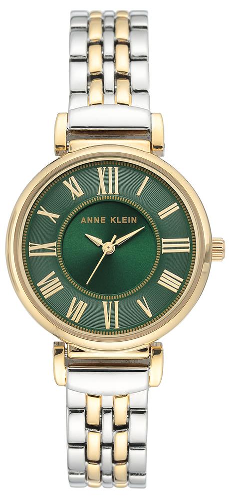 Anne Klein AK-2159GNTT - zegarek damski