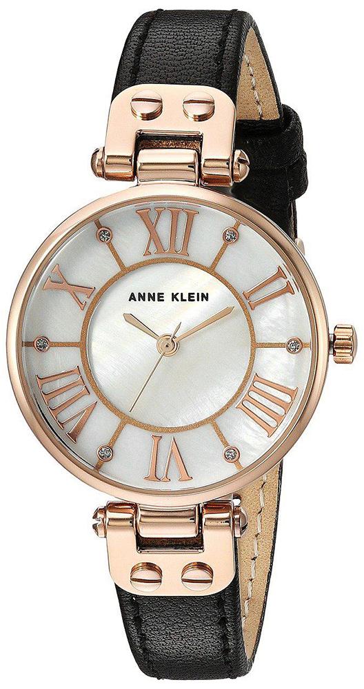 Anne Klein AK-2718RGBK - zegarek damski